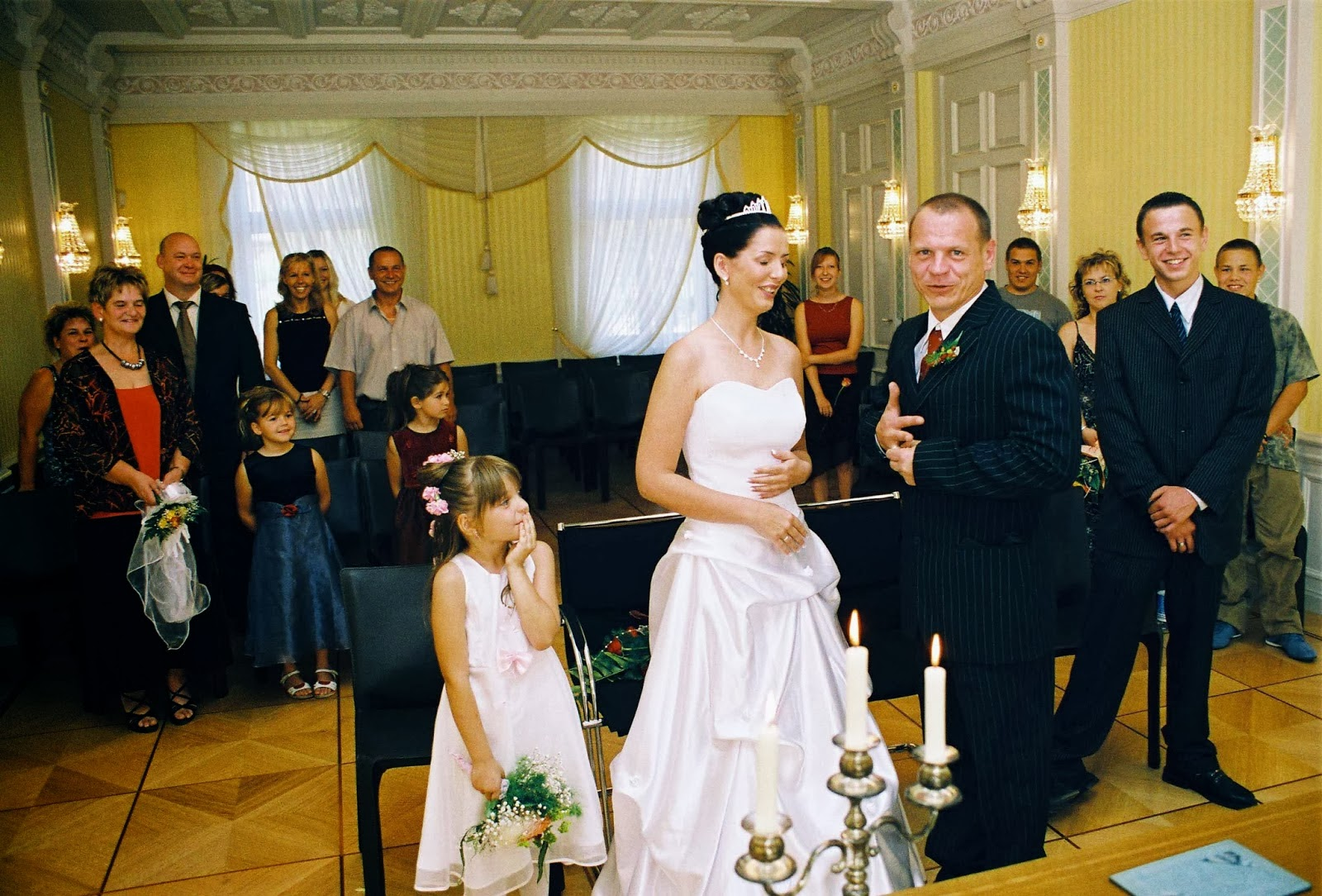 Italienne coutumes de mariage
