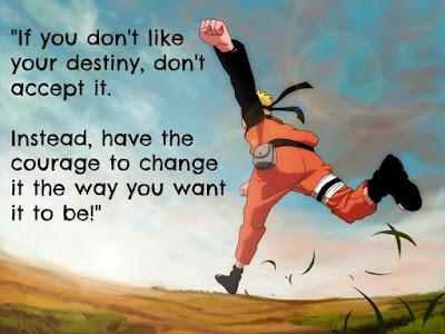 Kata-Kata Mutiara dan Bijak dalam Naruto www.guntara.com