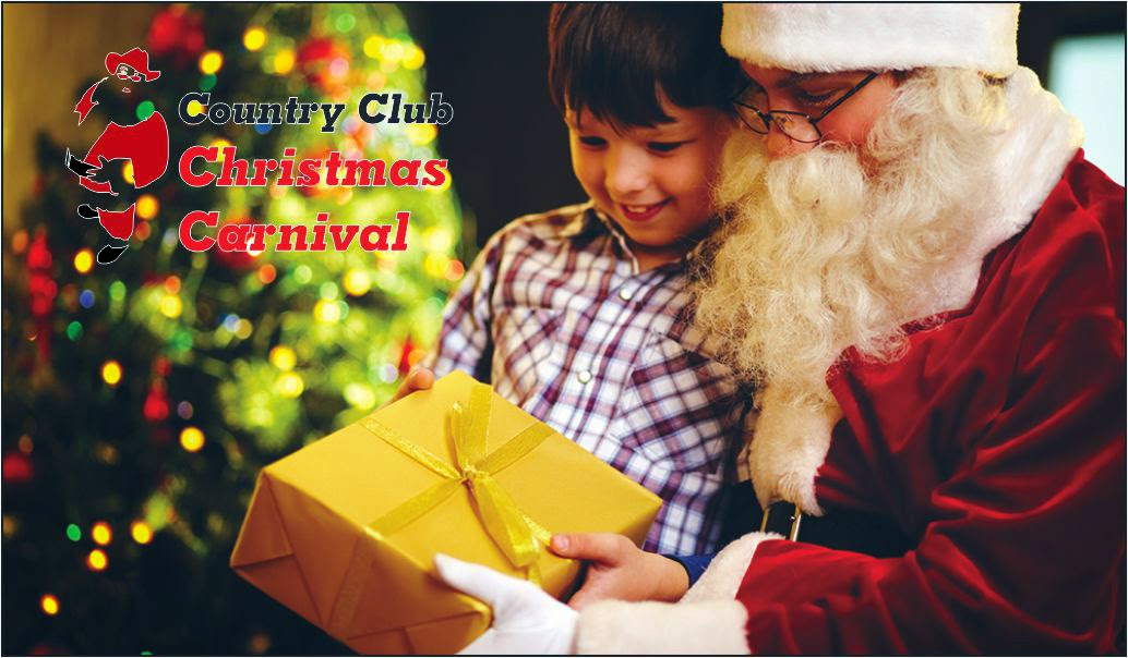 Christmas Carnival at Country Club India