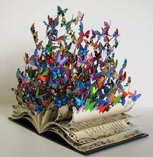 Livros Borboletas Book Butterflies
