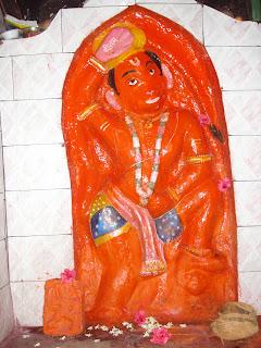 majgaon maruti - 11 Maruti temples akara hanuman darshan