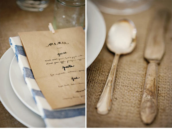Burlap It 39s Not Just For Potato Sacks Anymore wedding decor isla mujeres