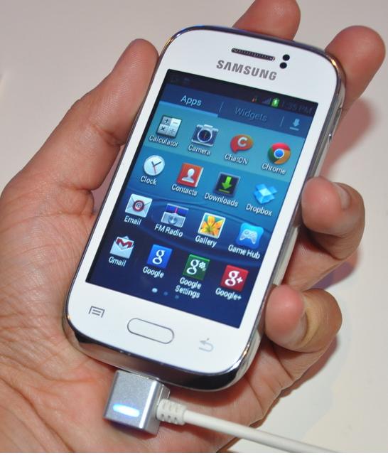Cara Install Ulang - Flashing Samsung Galaxy Young S6310