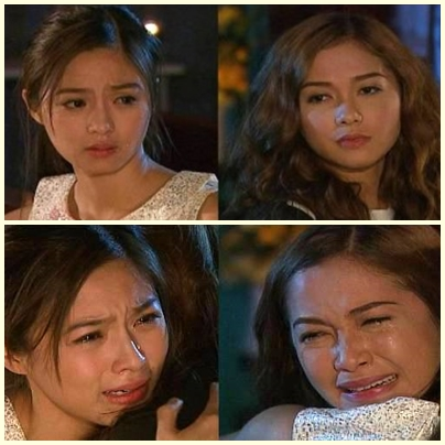 Celyn and Margaux finally reconcile in Ina Kapatid Anak