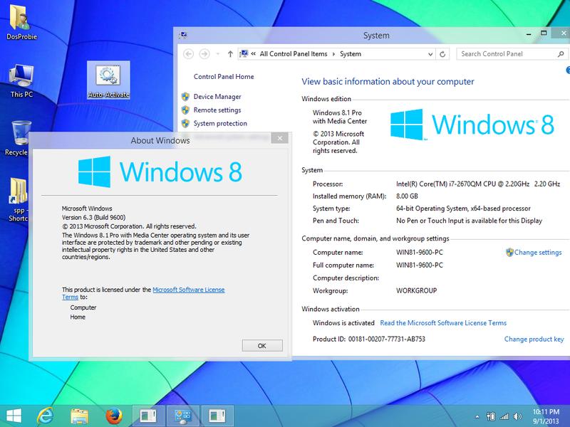Windows 8.1 wmc