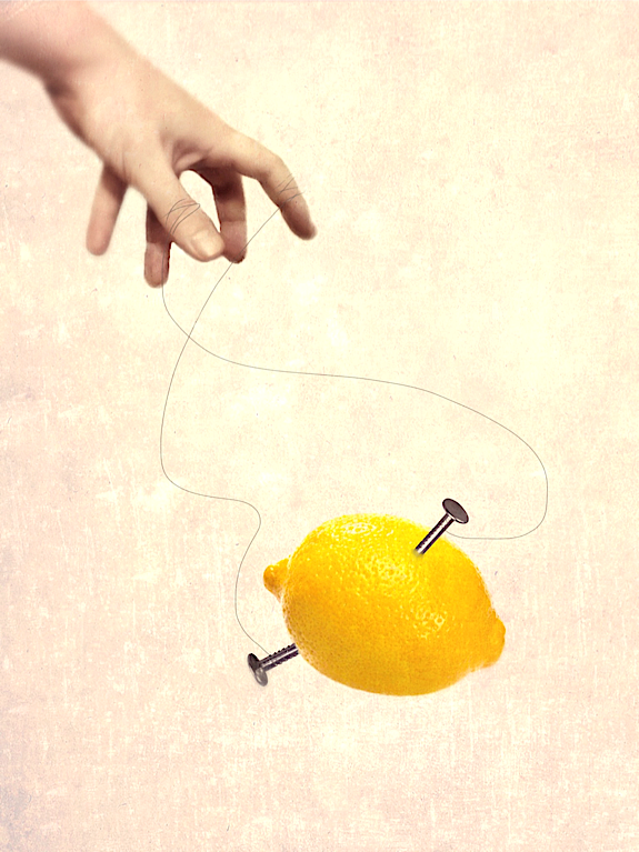 The Lemon Dance © Alex Visage