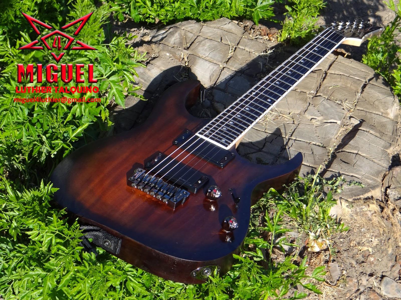 Luthier miguel4 talca guitarra electrica ibanez rg321 for Luthier guitarra electrica