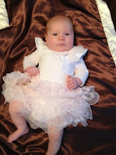 Our Sweet Granddaughter--Gwendalyn at Christmas!