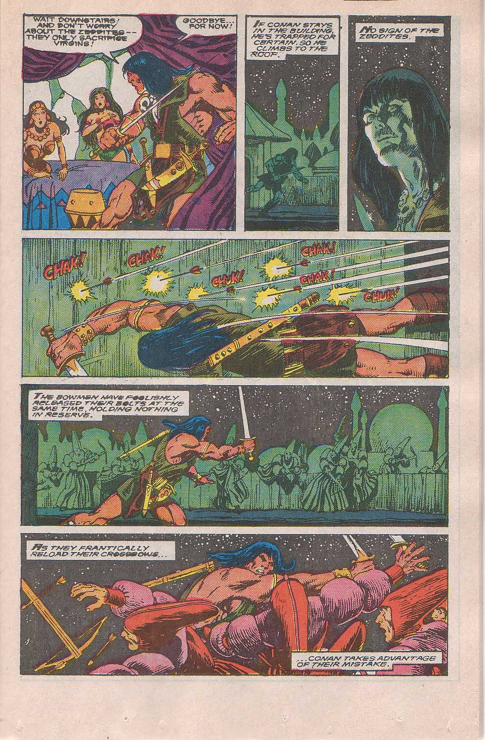 Conan the Barbarian (1970) Issue #216 #228 - English 8