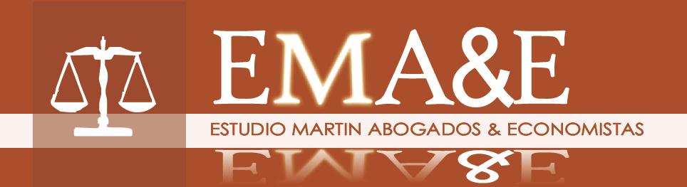 Blog EMAE - Estudio Martin Abogados & Economistas