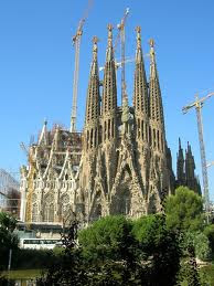 Sagrada Famillia barcelona 2013