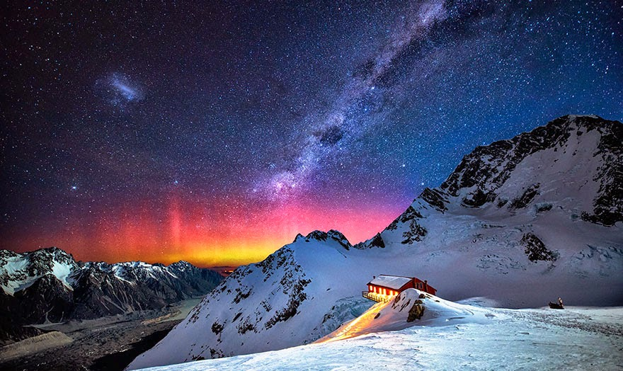 Spectacular Photos Of The Night Sky Around The World