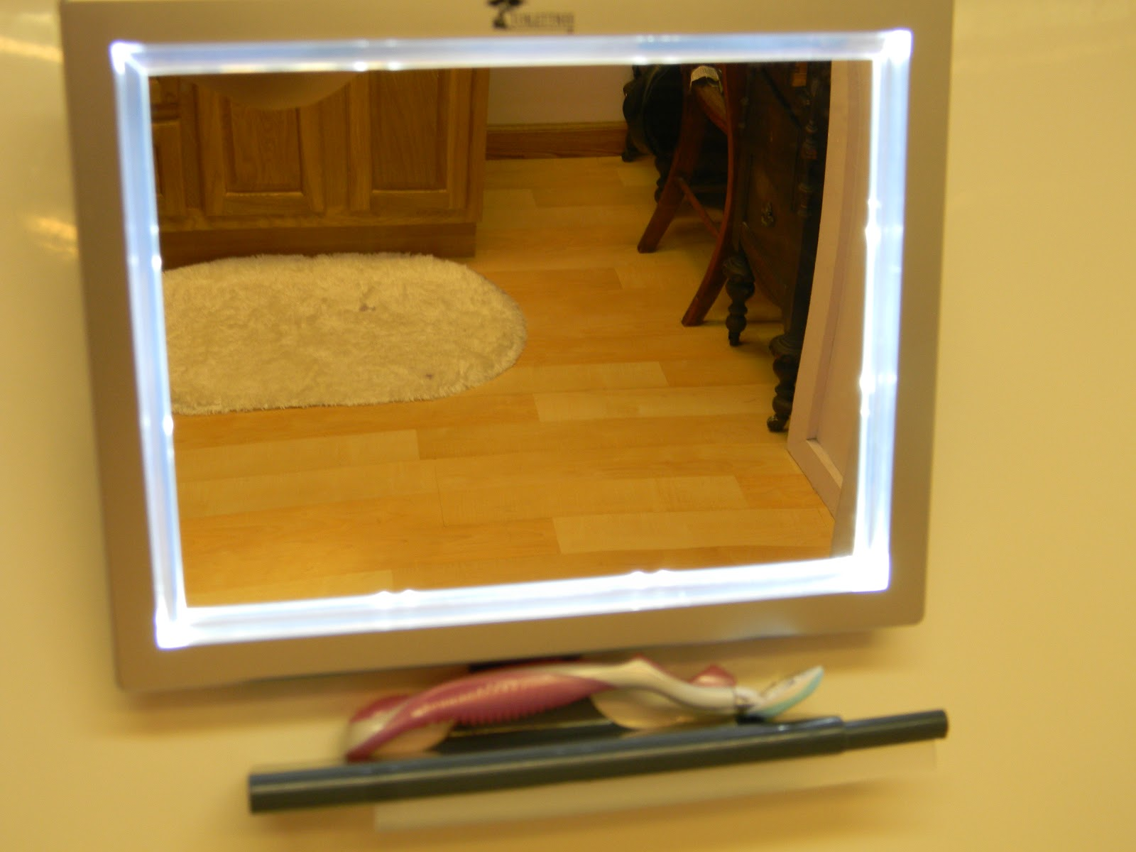 Superieur ToiletTree Allowed Me To Select A Product To Review And I Chose Their  Deluxe LED Fogless Shower Mirror Pictured Above. It Is A Great Addition To  My Shower, ...
