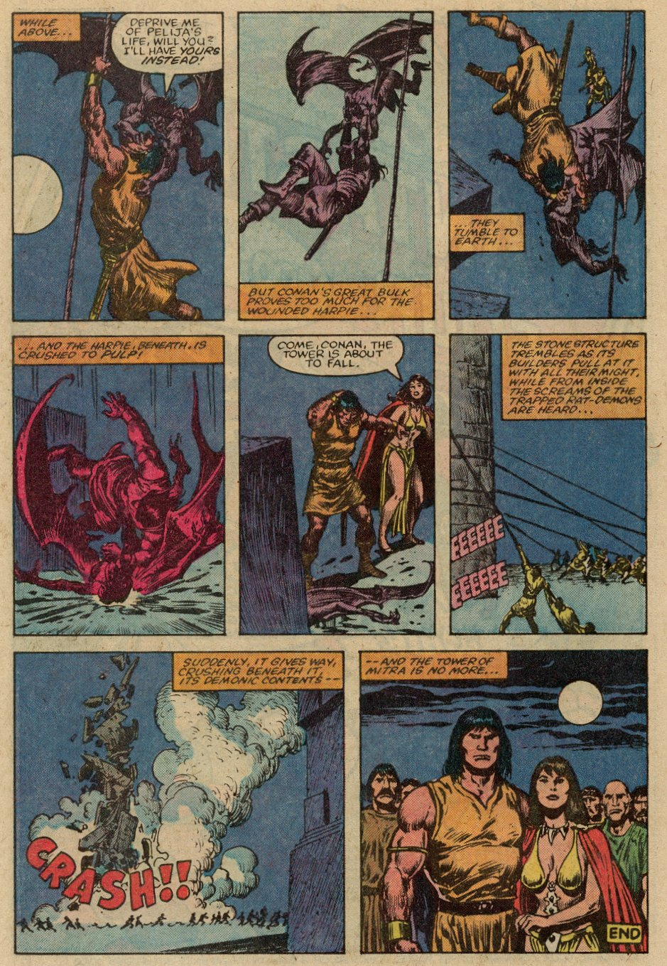 Conan the Barbarian (1970) Issue #147 #159 - English 26