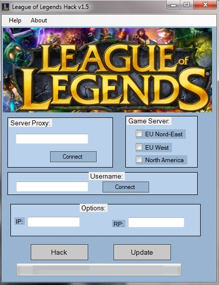 How to run LoL on a proxy server: - League of Legends ...