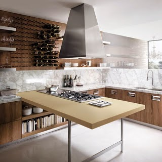 kitchen set minimalis modern Modern Interior