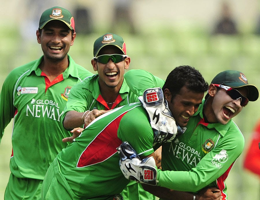 Bangladesh vs Pakistan ICC T20 World cup 2014 pictures