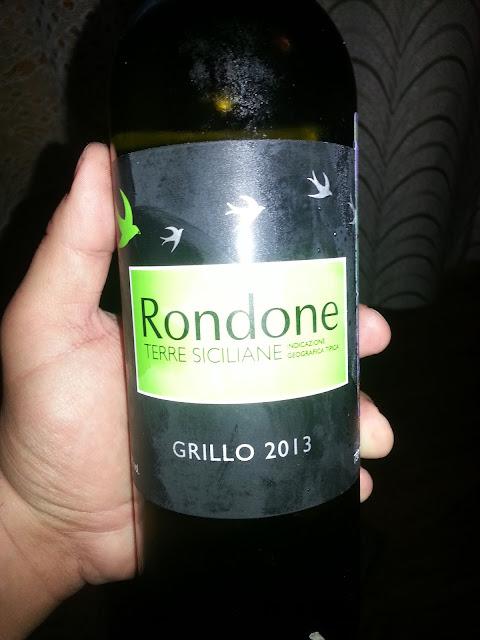 вино Rondone Grillo