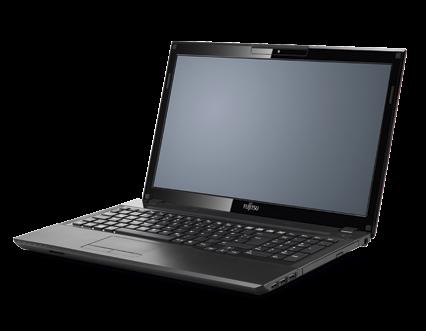 Fujitsu LIFEBOOK AH552/SL Notebook