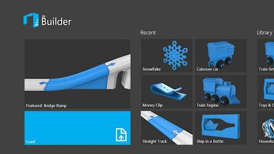 3D Builder 3D Printer Uygulaması