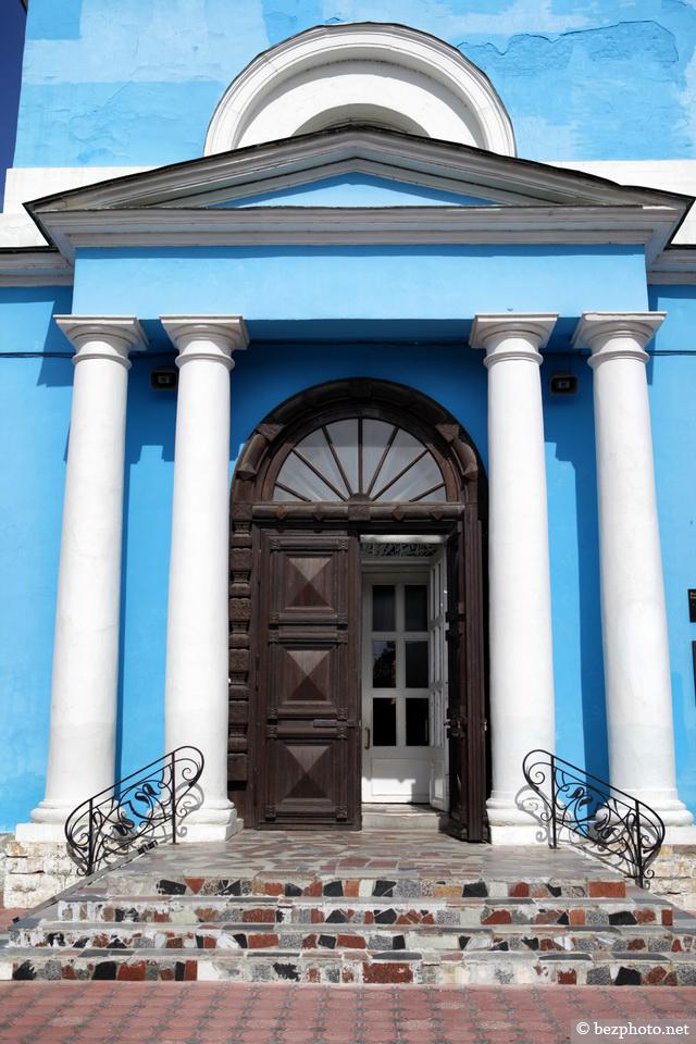 богоявленский собор г ногинск