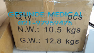 Packing Timbangan Charder MS4900