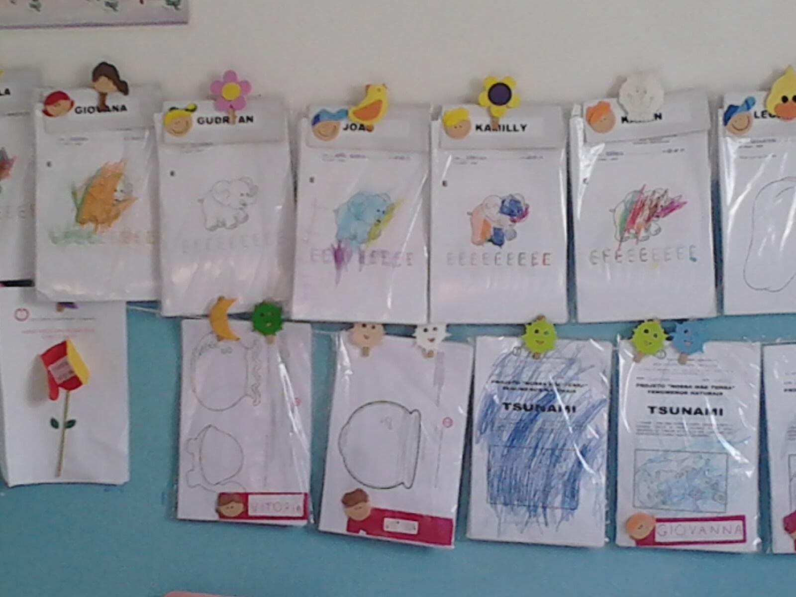 Decorao De Sala De Aula Infantil Free Decorao De Sala Escolar Tema  -> Decoracao Para Sala De Aee