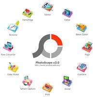 تحميل برنامج فوتوسكيب على الكمبيوتر كامل 2016 دونلود PhotoScape