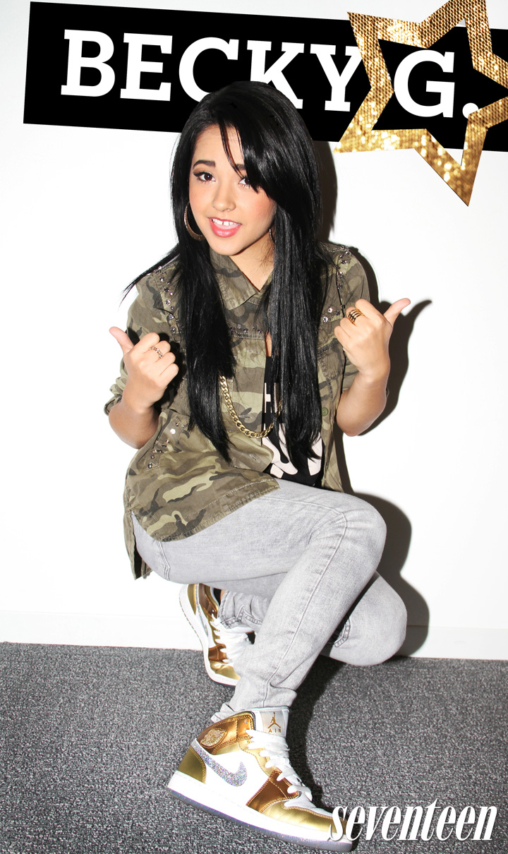 Becky G Becky From The Block Outfits Style By Becky G
