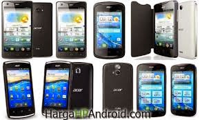 Harga Android Acer