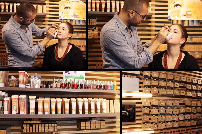 Maquillage  Produits de maquillage vendus en pharmacie  Doctipharma