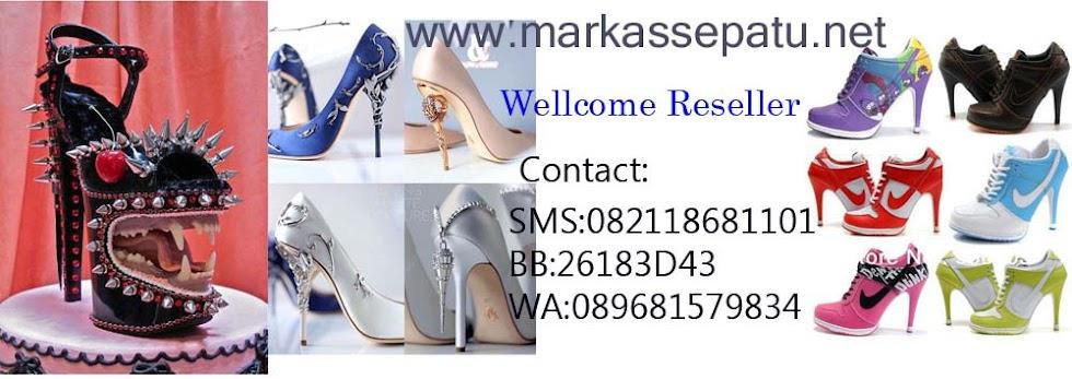 Gudang Sepatu Wanita Impor