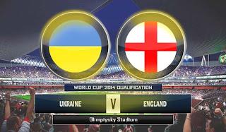 Ukraina vs Inggris