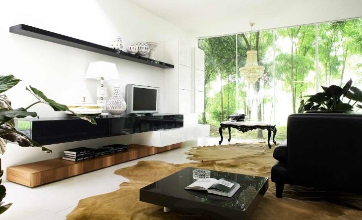 Maedra design de interiores salas modernas for Interiores de salas modernas