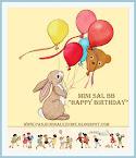 Happy Birthday Parade