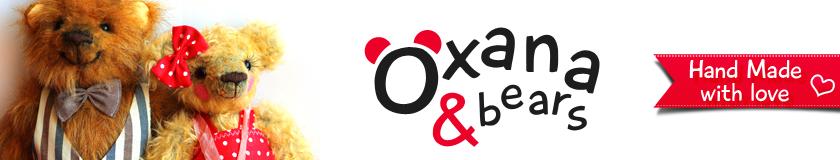 Oxana and bears