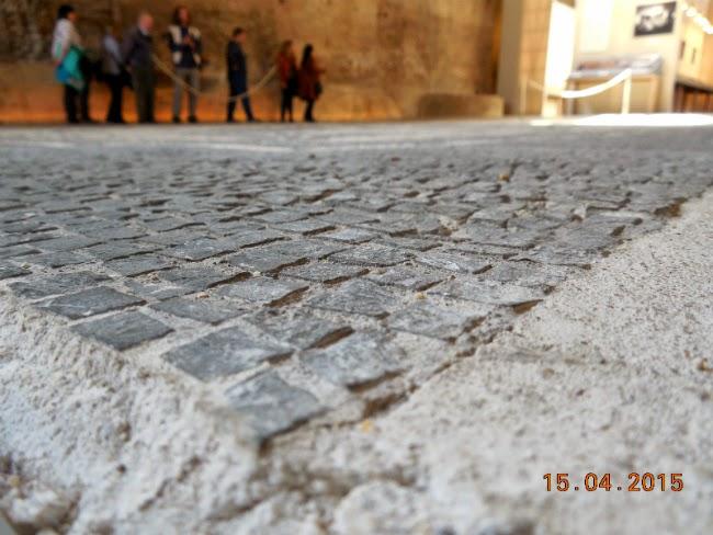 mozaic antic