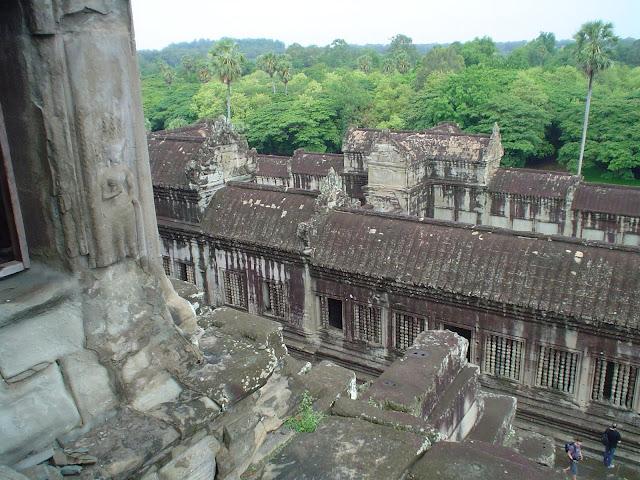 Tempel Angkor Wat - Kambodscha