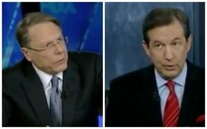 Fox News Sunday with Chris Wallace & Wayne LaPierre