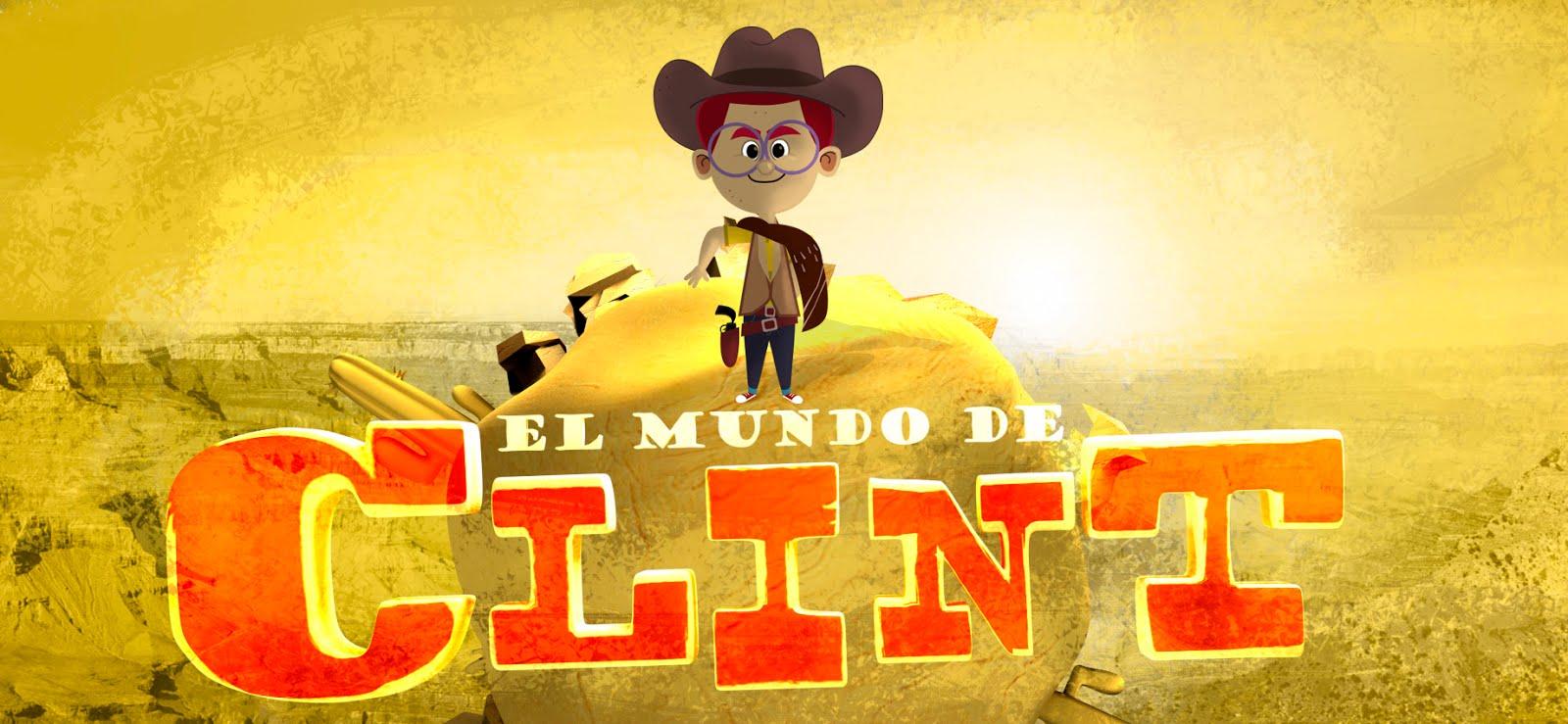 Clint re diseño logo y personaje