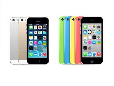 آيفون 5 إس و آيفون 5 سي Iphone 5S and IPhone 5C