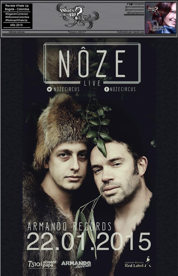 Nôze-LIVE-Armando-Records
