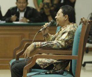 kasus korupsi PKS Ahmad Fathanah