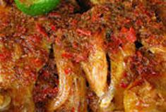 resep masakan indonesia ayam betutu spesial khas bali nikmat, lezat, gurih