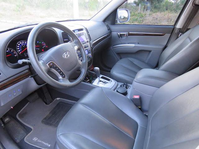 Hyundai Santa Fé 2.4L 2012