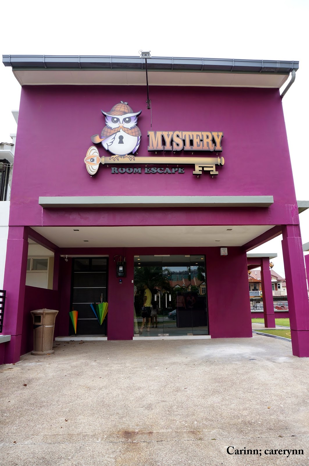 Mystery Escape Room Is Located At Bandar Jaya Putra Or Commonly Known As JP Perdana And Was Started Only About 6 Months Back