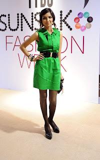 Aasma Mumtaz PFDC Sunsilk Fashion Week 2011   Red Carpet DAY 1 & 2