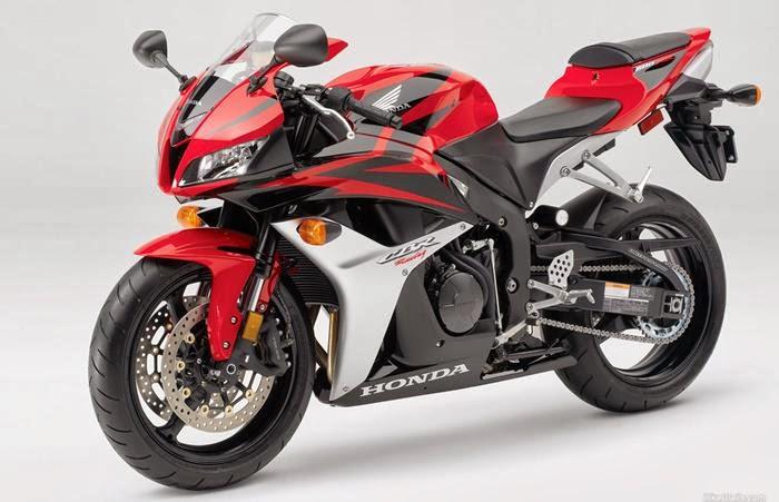 Motor Honda Tahun 2014