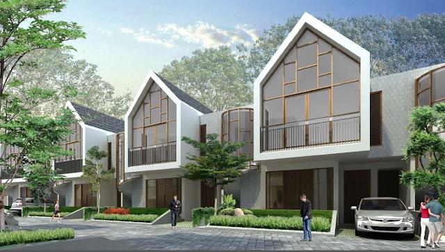 Rumah Dijual Type Raflesia di Pondokcabe dekat Jakarta Selatan