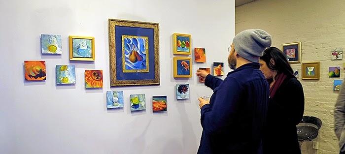 Brenda ferguson first friday art show for 02 salon portland maine